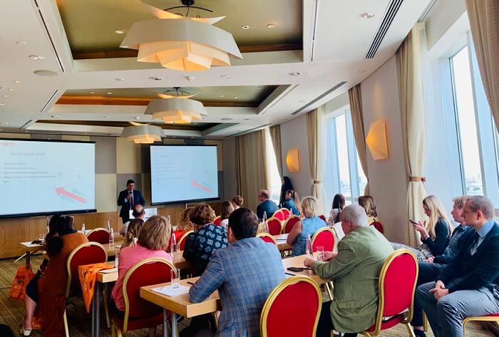 Компания HQTS успешно провела семинар в России на тему контроля качества и перспективах в цепочках поставок из Азии.