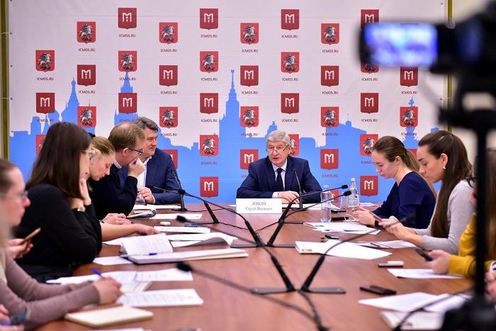 Сергей Лёвкин: По Программе реновации начато переселение из 90 старых домов