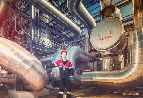 Начался новый этап в строительстве комплекса переработки нефтяных остатков ЛУКОЙЛа под Кстовом