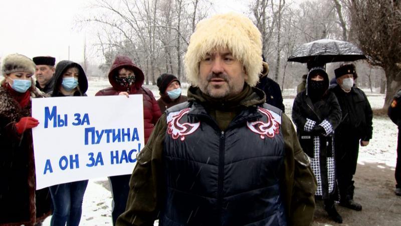 Краснодарские фермеры выступили в поддержку президента